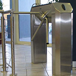 Automated vehicle barriers & turnstiles